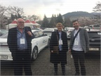 Among the attendees at the Hyundai Global VIP Customer Convention was