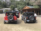 The 2018 Wrangler will be offered in three trim grades, including