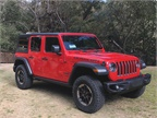 Jeep s 2018 Wrangler JL replaces the JK in the first major redesign in