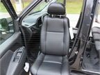The front driver s seat of the ProMaster City is a power seat that