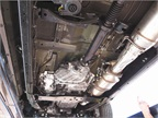 Automotive media had the opportunity to inspect the underside of a