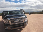 The all-new 2016 Nissan Titan XD is positioned between a traditional