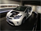 The Prius PHEV shows how far the Toyota brand has evolved, though