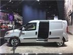 FCA s 2015 Ram ProMaster City compact van
