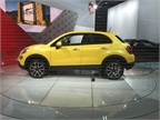 Fiat s 500x compact SUV