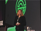 Brandi Stensos, eco productleader for GE Capital Fleet Services