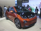 BMW s 2014 i3 five-door hatchback offers a range of between 80 and 100