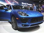 The 2014 Porsche Macan S offers a twin-turbo 3.0L V-6 and will retail