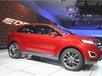 Ford s Edge Concept will feature a host of automated driving features.