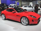 The Jaguar F-Type Coupe convertible s top-line trim level offers a
