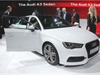 Audi s high-performance S3 is part of the all-new A3 lineup for 2015.