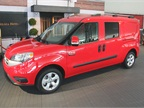 The ProMaster Wagon offers side windows and can seat five passengers.