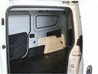 The ProMaster City offers 131.7 cubic feet of cargo volume.