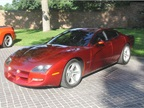 The 1999 Dodge Charger R/T Concept offered a supercharged 4.7L V-8