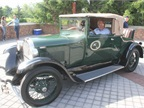 The 1927 Dodge Cabriolet was the first production convertible coupe.