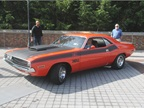 The 1970 Dodge Challenger T/A (Trans-America) included a 340