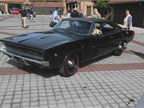 The 1968 Dodge Charger 426 HEMI was featured in the Steve McQueen move