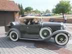The 1929 Dodge Roadster with a rumble seat was a result of Walter
