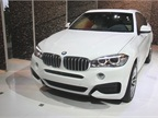 BMW s redesigned X6 luxury SUV
