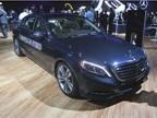 Mercedes-Benz 2015 S550 plug-in hybrid
