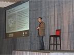 Thomas Meuser, general manager of fleet sales, spoke about Volkswagen