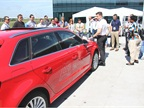 Jim Edwards, Audi e-mobility specialist, gives details about the 2016