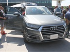 Fleet managers got a preview of the redesigned 2017 Q7 SUV that will