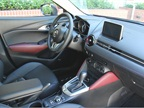 The interior includes one-, two- or three-tone premium cloth,
