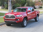 This Tacoma is powered by the new 3.5L V-6 that produces 278 hp and