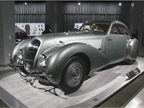 The 1938 Bentley 4 1/4-Liter Embiricos used aluminum body work to