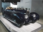 The 1939 Bugatti Type 57C was given to Mohammed Reza Pahlavi, the