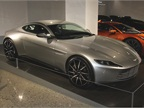 This 2016 Astin Martin DB10 was used in the 2015 James Bond movie