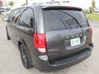 The Grand Caravan was initially offered as a long-wheelbase version of