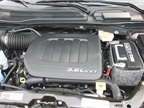 A 3.6L V-6 powers the SXT model.