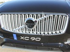 The XC90 s first impression is helped by a more aggressive luxury