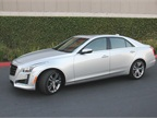 Cadillac achieves a near 50/50 weight distribution with aluminum