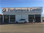 The BMW Performance Center West offers a full complement of