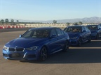 In addition to track time, the BMW event also included a two-hour