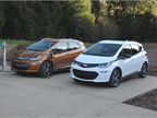 Chevrolet considers the Bolt EV a crossover that s similar in size to