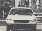 Peugeot s 505 taxi has proved itself in New York.