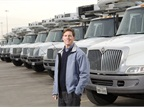 Michael Ahart, VP of transportation for Dean Foods, has been with the company since 2000. He is responsible for ensuring the company has a safe and reliable fleet of vehicles for use in the day-to-day delivery of its products.