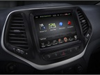 Chrysler offers its Uconnect system, which features an 8.4-inch