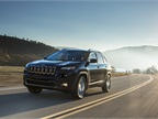 The 2014 Jeep Cherokee offers two engine choices, each matched with a