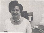 Betty Johnson controlled 252 cars for Riker Laboratories, a position