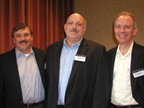 PHH representatives (L-R) Steve DiBiagio, SVP business development;