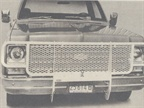 In 1977, this new Master Guard combination brush and grille guard was