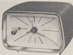 We take the in-dash clock for granted, but in the 1960s, it wasn t