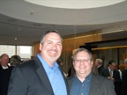 (L-R) 2009 Bobit award winners Pete Silva, PepsiCo, and Joe LaRosa,