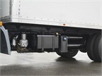 The truck s chassis starts at 9,200 pounds.