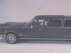 Lincoln Flagship series from Moloney Coachbuilders.